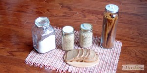 Replace white grains with whole, brown, 100% whole wheat grains in bread, flour, rice, pasta, couscous semolina