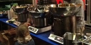 Feeding the 5,000's Disco Soup NYC raised awareness on food waste