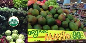 Eat FDA USDA organic Food fruit vegetables no pesticides non GMO