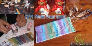 Make your own! DIY Christmas Holiday celebration gifts are more personal, unique and green... and avoid the clutter or waste possibly caused by unwanted material presents.