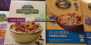 General Mills Cascadian Farm Nature's Path Organic Non GMO Verified
