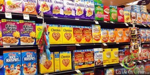 13 types of General Mills ' Cheerios types of breakfast cereals, including Original