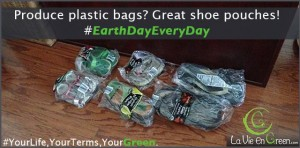 Earth Day Repurpose! Don't waste!