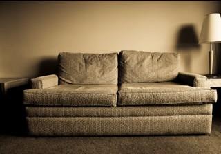 Flame retardant furniture