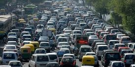 traffic link autism pollution