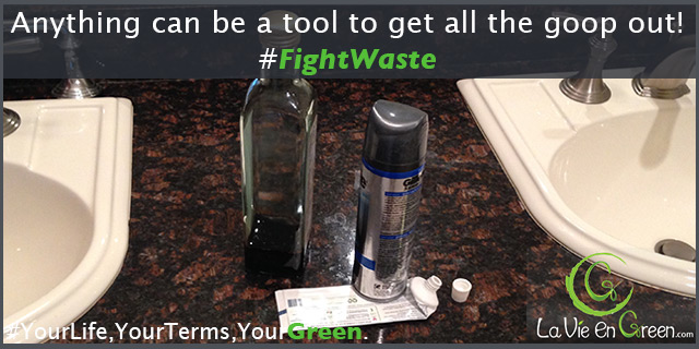 How to avoid toothpaste (and other soft tubes) waste - La Vie En Green